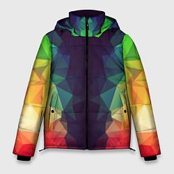 Куртка зимняя мужская Grazy Poly VPPDGryphon цвета 3D-черный — фото 1