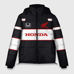Куртка зимняя мужская Honda Sport цвета 3D-черный — фото 1