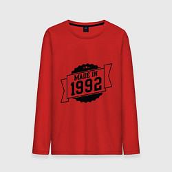 Мужской лонгслив Made in 1992
