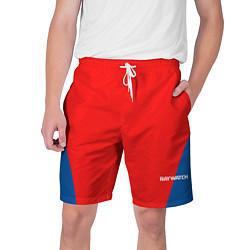 Шорты на шнурке мужские Baywatch Form цвета 3D — фото 1