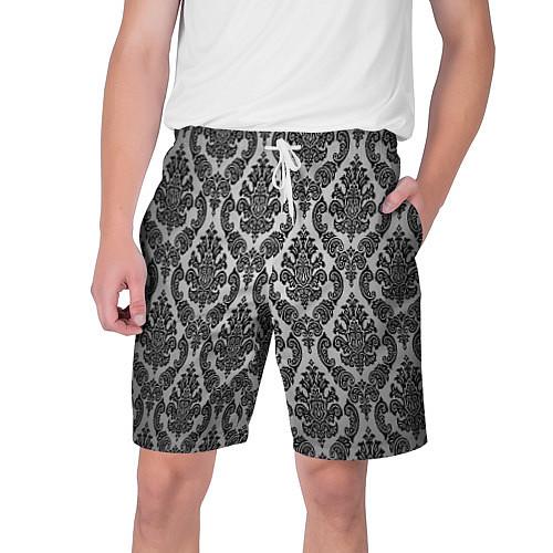 Мужские шорты Гламурный узор / 3D – фото 1