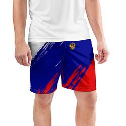 Шорты спортивные мужские RUSSIA SPORT цвета 3D — фото 2
