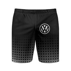 Мужские спортивные шорты Volkswagen