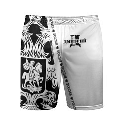 Мужские спортивные шорты Дмитрий
