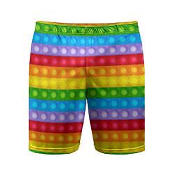 Мужские спортивные шорты Pop It