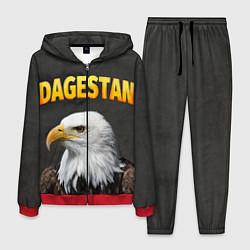 Костюм мужской Dagestan Eagle цвета 3D-красный — фото 1
