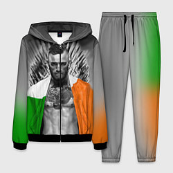 Костюм мужской McGregor: Boxing of Thrones цвета 3D-черный — фото 1