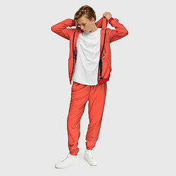 Костюм мужской Twenty One Pilots цвета 3D-красный — фото 2