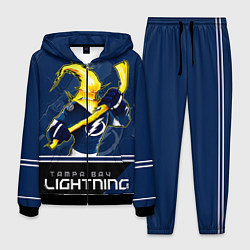 Костюм мужской Bay Lightning цвета 3D-черный — фото 1