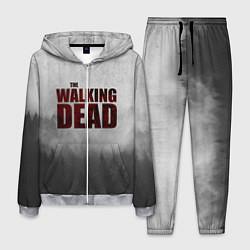 Костюм мужской The Walking Dead цвета 3D-меланж — фото 1