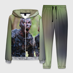 Костюм мужской Zombie цвета 3D-меланж — фото 1