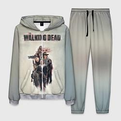 Костюм мужской Walking Dead цвета 3D-меланж — фото 1