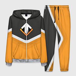 Костюм мужской Escape Gaming Uniform цвета 3D-меланж — фото 1