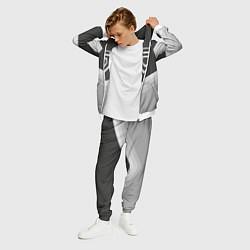 Костюм мужской Penta Uniform цвета 3D-белый — фото 2