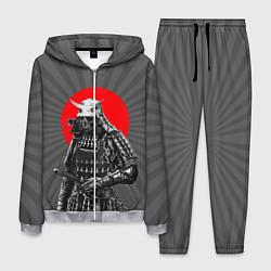 Костюм мужской Мертвый самурай цвета 3D-меланж — фото 1