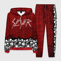 Костюм мужской Slayer Red цвета 3D-красный — фото 1