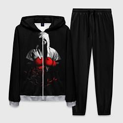 Костюм мужской Мертвый боксер цвета 3D-меланж — фото 1