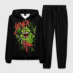 Костюм мужской Slayer Slimer цвета 3D-черный — фото 1