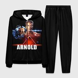 Костюм мужской Iron Arnold цвета 3D-черный — фото 1