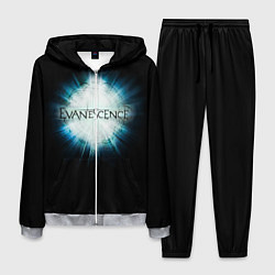 Костюм мужской Evanescence Explode цвета 3D-меланж — фото 1