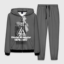 Костюм мужской Память о Беннингтоне цвета 3D-черный — фото 1