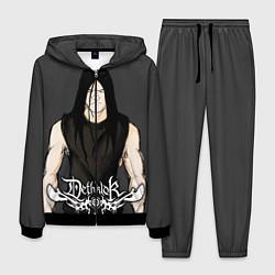 Костюм мужской Dethklok Man цвета 3D-черный — фото 1