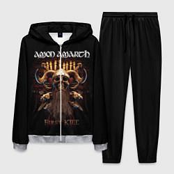 Костюм мужской Amon Amarth: First kill цвета 3D-меланж — фото 1