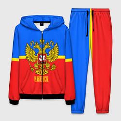 Костюм мужской Ижевск: Россия цвета 3D-черный — фото 1