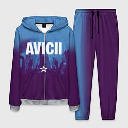 Костюм мужской Avicii Star цвета 3D-меланж — фото 1