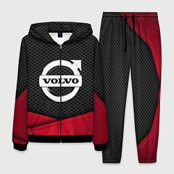 Костюм мужской Volvo: Grey Carbon цвета 3D-черный — фото 1