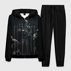 Костюм мужской Death Stranding цвета 3D-черный — фото 1