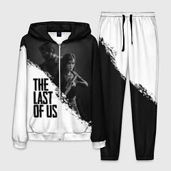 Костюм мужской The Last of Us: White & Black цвета 3D-белый — фото 1