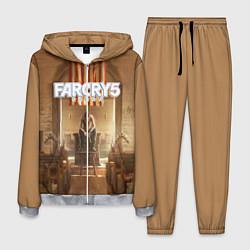 Костюм мужской Far Cry 5 цвета 3D-меланж — фото 1