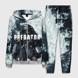 Костюм мужской Winter Predator цвета 3D-меланж — фото 1