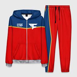 Костюм мужской FaZe Clan: Uniform цвета 3D-меланж — фото 1