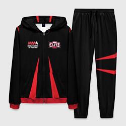 Костюм мужской MMA Elite цвета 3D-красный — фото 1