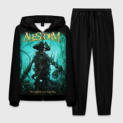 Костюм мужской Alestorm: Death Pirate цвета 3D-черный — фото 1