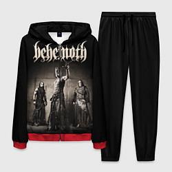 Костюм мужской Behemoth Metal цвета 3D-красный — фото 1