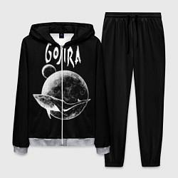 Костюм мужской Gojira: Space цвета 3D-меланж — фото 1