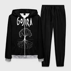 Костюм мужской Gojira: Tree цвета 3D-меланж — фото 1