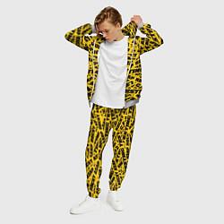 Костюм мужской ASAP Rocky: Light Style цвета 3D-меланж — фото 2