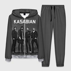 Костюм мужской Kasabian: Boys Band цвета 3D-меланж — фото 1