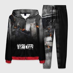 Костюм мужской Escape from Tarkov цвета 3D-красный — фото 1