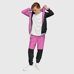 Костюм мужской Lil Peep: Hell Boy цвета 3D-меланж — фото 2
