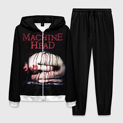 Костюм мужской Machine Head: Catharsis цвета 3D-белый — фото 1