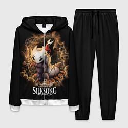 Костюм мужской Hollow Knight: Silksong цвета 3D-белый — фото 1