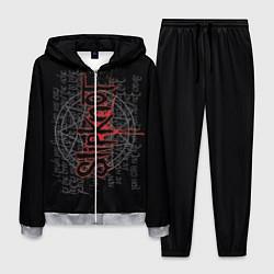 Костюм мужской Slipknot: Pentagram цвета 3D-меланж — фото 1