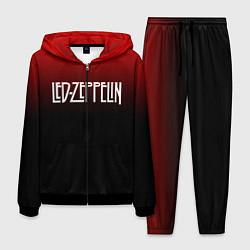 Костюм мужской Led Zeppelin цвета 3D-черный — фото 1