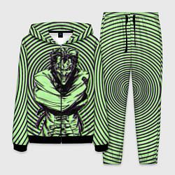 Костюм мужской Joker in a straitjacket цвета 3D-черный — фото 1
