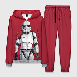 Костюм мужской Stormtrooper цвета 3D-меланж — фото 1